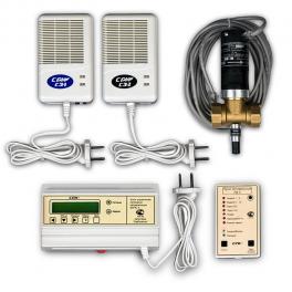 Купить СГК-3 промышленная система автономного контроля загазованности