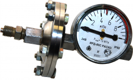 Купить ИРД-80-РАСКО индикатор разности давлений