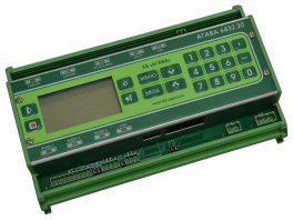 Купить АГАВА 6432.20 контроллер газовых и жидкотопливных котлов