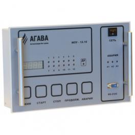 Купить МПУ-12 технологический контроллер