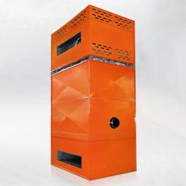 Купить Тепловей воздухонагреватели для высокотемпературных технологических процессов
