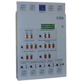 Купить АГАВА 6432 ОК комплект автоматики управления котельной на базе контроллера АГАВА 6432 ОК
