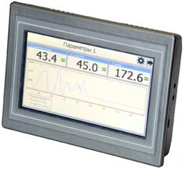 Купить АГАВА-ИРВ01 регистратор-индикатор параметров с функциями вычислителя