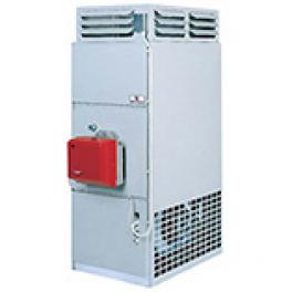 Купить TE универсальный напольный теплогенератор с прямой раздачей воздуха