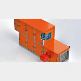 Купить Тепловей приточно-вытяжные установки