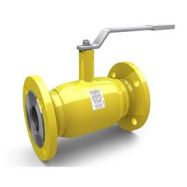 Купить LD кран полнопроходной (фланцевое соединение) шаровый для газа
