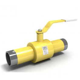Купить LD кран равнопроходной (приварное соединение) шаровый для газа