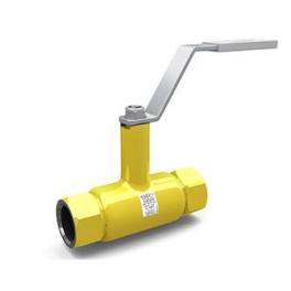 Купить LD кран стандартнопроходной (муфтовое соединение) шаровый для газа