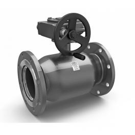 Купить LD кран c механическим редуктором ProGear шаровый для жидкости