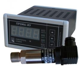 Купить ПРОМА-ИУ измеритель уровня параметров НПП «Прома»