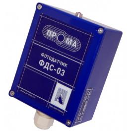 Купить ФДС-03 фотодатчик сигнализирующий НПП «ПРОМА»