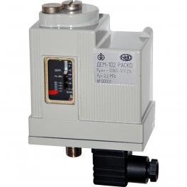 Купить ДЕМ-102 РАСКО датчик-реле давления ДЕМ 102