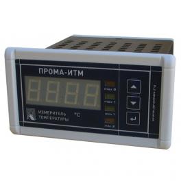 Купить ПРОМА-ИТМ, ПРОМА-ИТМ-4Х преобразователь температуры измерительный многофункциональный НПП «ПРОМА»