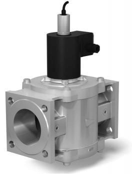 Купить ВН-Р электромагнитный клапан купить двухпозиционный с ручным взводом
