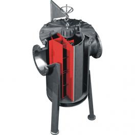 Купить MOS шламоотводитель магнитный сетевой (МШО)