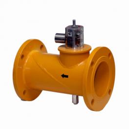 Купить КЗГЭМ клапан запорный газовый электромагнитный