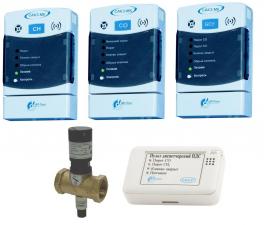 Купить САКЗ система автоматического контроля загазованности САКЗ-МК-1, САКЗ-МК-2, САКЗ-МК-3