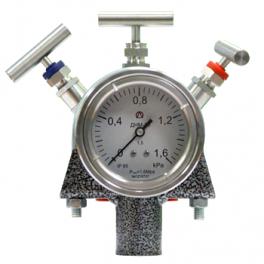 Купить ДТНМ-80 дифманометр-тягонапоромер