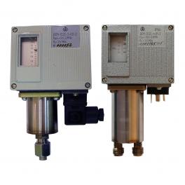 Купить ДЕМ-102С, -105С, -202С датчики-реле давления и разности давлений