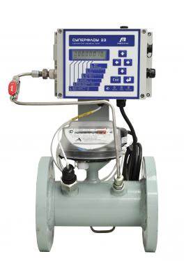 Купить СГ- Суперфлоу комплекс для измерения количества газа, Суперфлоу комплекс учёта газа
