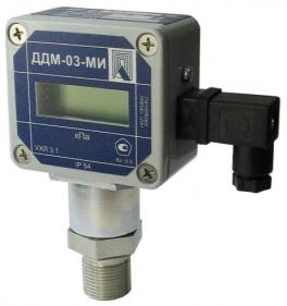 Купить ДДМ-03-МИ датчик давления