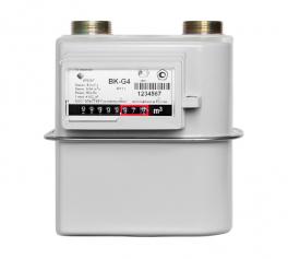 Купить ВК G4; G2,5; G1,6 счетчики газа бытовые диафрагменные