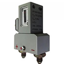 Купить ДЕМ-202М-РАСКО датчик-реле разности давлений