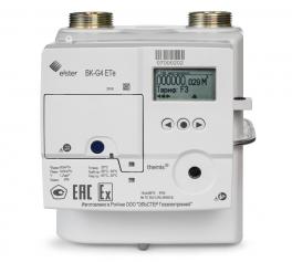 Купить ВК themis G4 ETe, G6 ETe счетчики газа диафрагменные с GPRS-модемом и электронной термокомпенсацией