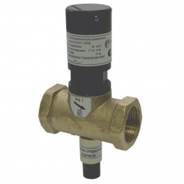 Купить КЗЭУГ клапан запорный с электромагнитным управлением