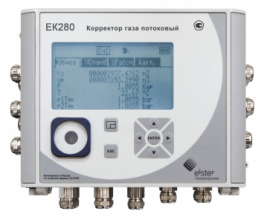 Купить EK280 корректор газа потоковый (корректор объема газа ек280)