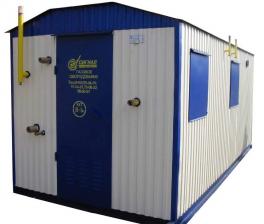 Купить ТКУ транспортабельные котельные установки