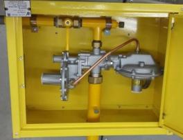 Купить ГРПШ-10, ГРПШ-10МС газорегуляторные пункты шкафные