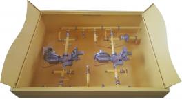 Купить ГРПШ-10-2У1, ГРПШ-10МС-2У1 газорегуляторные пункты шкафные