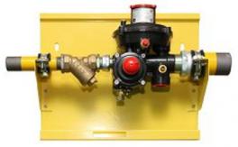 Купить ГРПШ-10-1-ЛП(ПЛ)-М, -10М-1-ЛП(ПЛ)-М газорегуляторные пункты шкафные