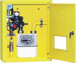 Купить ГРПШ-10-1-С-G4 (G4-1, G6-1) газорегуляторные пункты шкафные