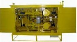 Купить ГРПШ на базе регуляторов РДГ-50 Стандарт с УУГ