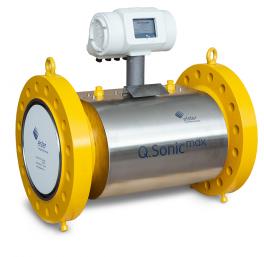 Купить Q.Sonic max ультразвуковой счетчик газа (ультразвуковой расходомер газа)