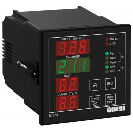 Купить МПР51 регулятор температуры и влажности