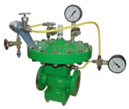 Купить РД регулятор давления газа прямого действия