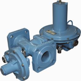 Купить РДНК регуляторы давления газа комбинированные