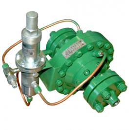 Купить РДУ регулятор давления газа прямоточный