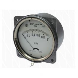 Купить ДТНМП-100-М1 дифманометр-тягонапоромер