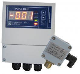 Купить ПРОМА-ИДМ измеритель давления многофункциональный с выносными датчиками