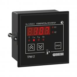 Купить ТРМ12 измеритель ПИД-регулятор для управления задвижками и трехходовыми клапанами