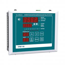 Купить ТРМ148 ПИД-регулятор восьмиканальный