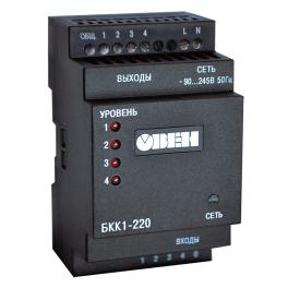 Купить БКК1 блок согласования сигналов кондуктометрических датчиков