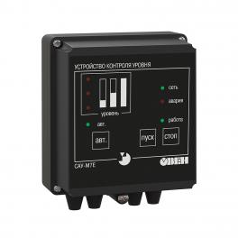 Купить САУ-М7Е сигнализатор уровня жидких и сыпучих сред