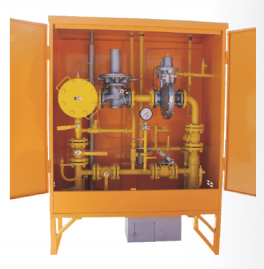 Купить УГРШ-50 установка газорегуляторная шкафная