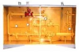 Купить ГСГО-50-СГ газорегуляторные пункты шкафные