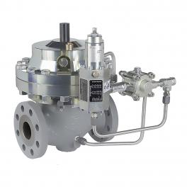 Купить EZH, EZH-OS2, EZH DN100 регуляторы давления газа серии EZH и EZHSO